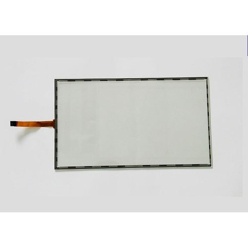 4-Wire Resistive Touchscreens